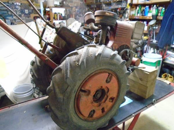 Photo 195039s Vintage Simplicity Tractor Tiller - $250 (Langhorne)