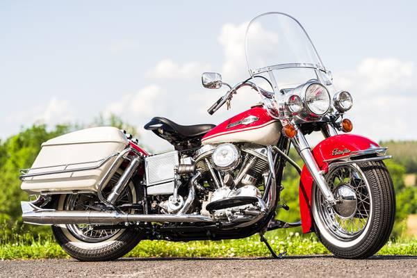 Photo 1965 Harley-Davidson Electra Glide FL FLH Panhead Fully Restored MINT - $39,995 (Zieglerville)