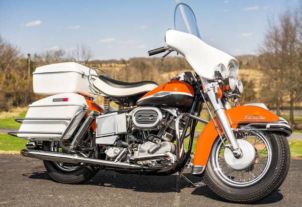Photo 1969 Harley Davidson Electra Glide FLH Shovelhead Fully Restored MINT - $24,995 (Zieglerville)