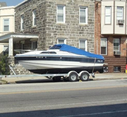 Photo 1989 Cobia Boat for sale - $1,200 (Philadelphia)