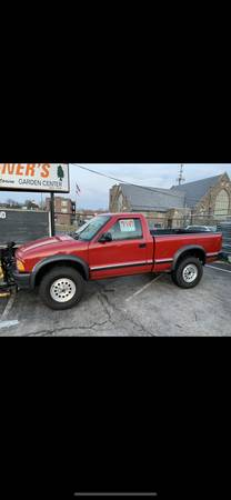 Photo 1995 chevy s10 - $3,500 (Holmes)