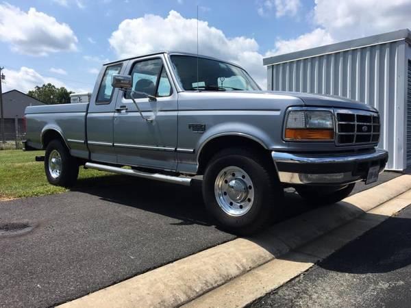 Photo 1997 Ford F250 Powerstroke 7.3 - $9500 (Warrington)
