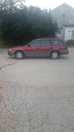Photo 1997 Subaru outback legacy wagon - $1,750 (Philly Jersey Delaware)