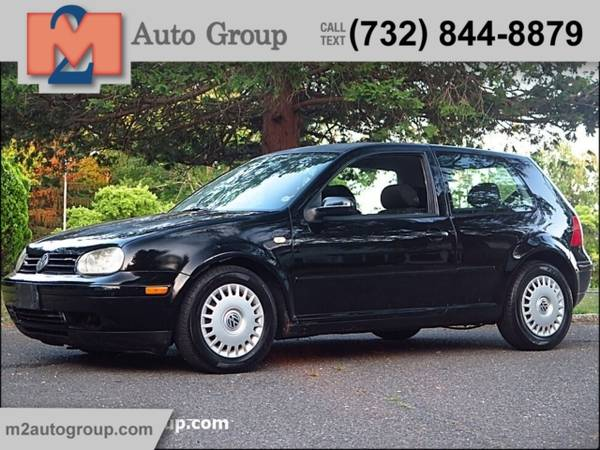 Photo 1999 Volkswagen New Golf GL 2dr New Hatchback - $1,800 (East Brunswick, NJ)