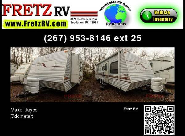 Photo 2000 Jayco Qwest 270C TRL. - $5999 (Souderton, PA)