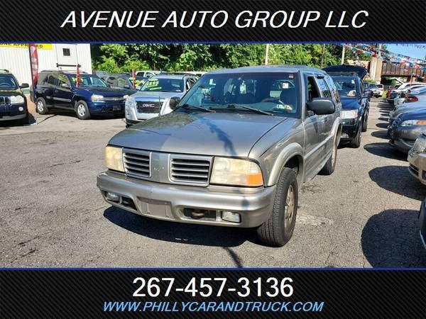 Photo 2000 Oldsmobile Bravada - $1600