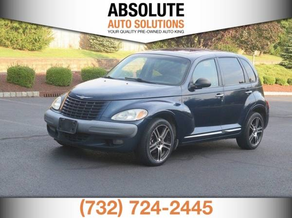 Photo 2002 Chrysler PT Cruiser Dream Cruiser Series I 4dr Wagon - $2,400 (Chrysler PT Cruiser Wagon)