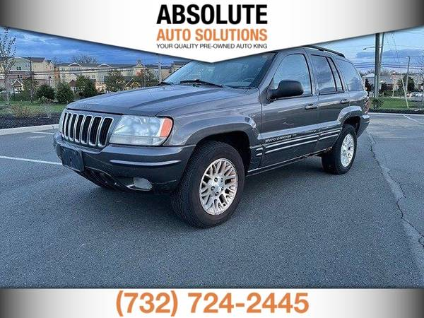 Photo 2002 Jeep Grand Cherokee Limited 4WD 4dr SUV - $1,500 (Jeep Grand Cherokee SUV)