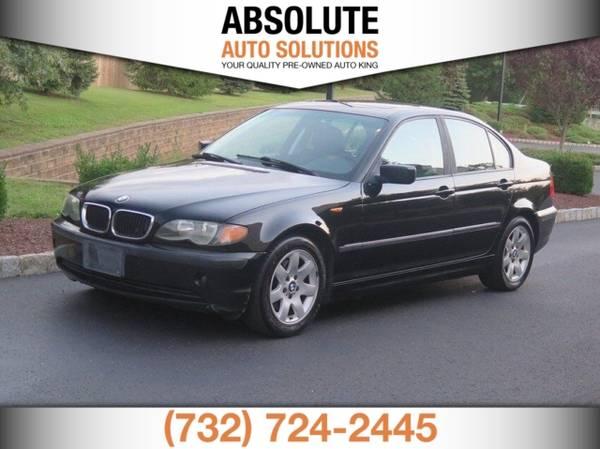 Photo 2003 BMW 325i 4dr Sedan - $2,800 (BMW 325i Sedan)