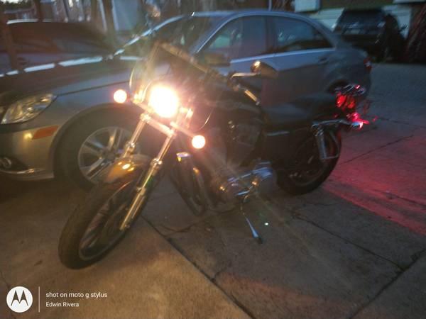 Photo 2003 Harley Davidson anniversary addition sportster - $4,500 (Philadelphia)