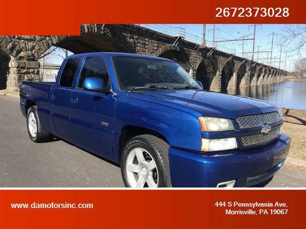 Photo 2004 Chevrolet Silverado 1500 Extended Cab - Financing Available - $11900