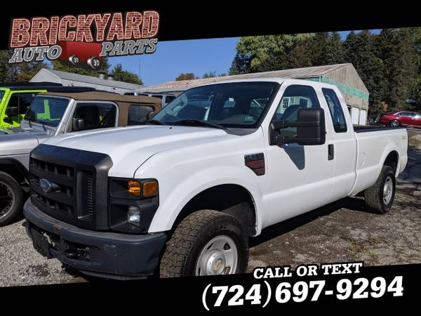 Photo 2008 Ford Super Duty F-250 SRW 4WD SuperCab 8 Ft Box XL - $8,499 (Ford Super Duty F-250 SRW Truck)