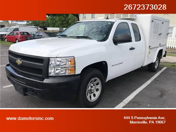 Photo 2009 Chevrolet Silverado 1500 Extended Cab - In-House Financing Availa - $9900