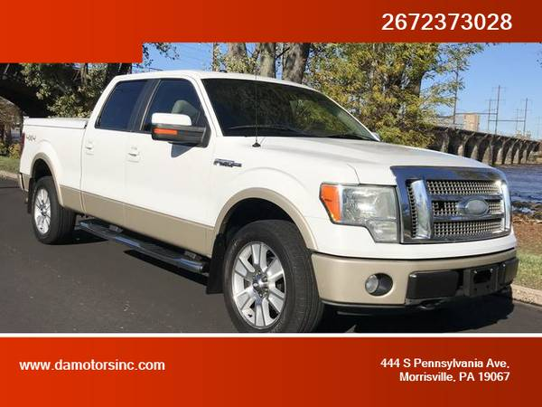 Photo 2009 Ford F150 SuperCrew Cab - Financing Available - $9900