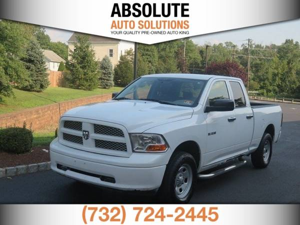 Photo 2010 Dodge Ram 1500 ST 4x4 4dr Quad Cab 6.3 ft. SB Pickup - $9,500 (Dodge Ram 1500 Truck)