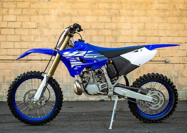 Photo 2018 Yamaha YZ250X 250 YZ250 Dirt Bike Motorcycle 2 Stroke - $6,950 (Philadelphia PA)