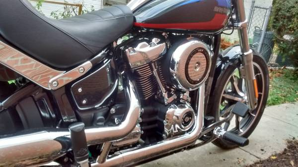 Photo 2019 Harley Davidson Softail Low Rider - Only 58 miles Almost NEW - $13,900 (Fort Washington)