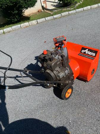 Photo Ariens Snow Blower For Sale - BEST OFFER - $250 (Broomall)