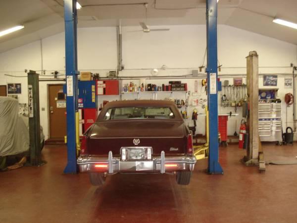 Photo Auto Repair Shop for Rent (Feasterville)