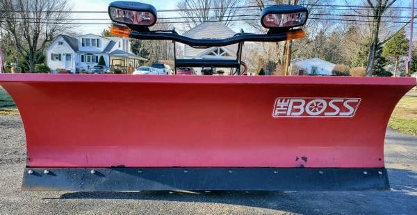Photo Boss RT3 Super TripEdge 839 Snow Plow Complete Super Duty Set Up - $3,199 (Aston)