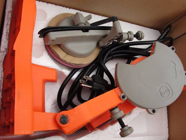 Photo Chicago Electric Chain Saw Sharpener New -in box - $30 (Bristol, Pa)