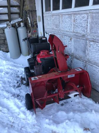 Photo Commercial Honda walk behind mower and Snow Blower - $5,000 (Lumberville, Pa)