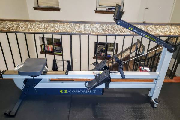 Photo Concept 2 DYNAMIC Indoor Rower with PM5 Monitor - $650 (Queen Village)
