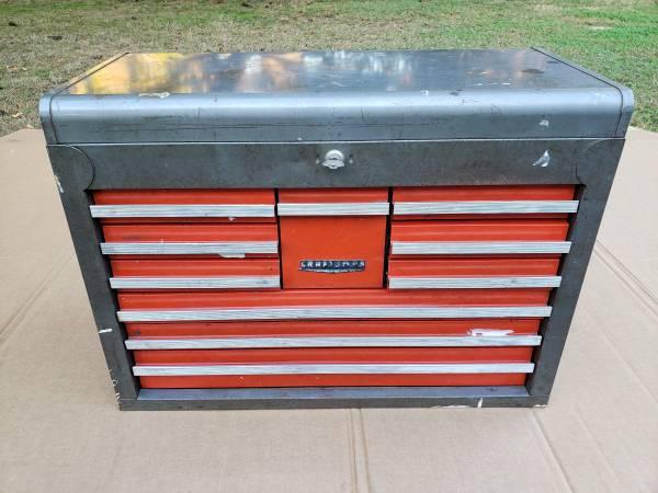 Photo Craftsman 10-Drawer Tool Box - $140 (Media, Pa)