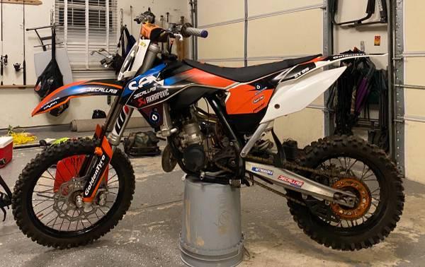 Photo Dirt Bike 2017 KTM - $3,300 (Schwenksville)