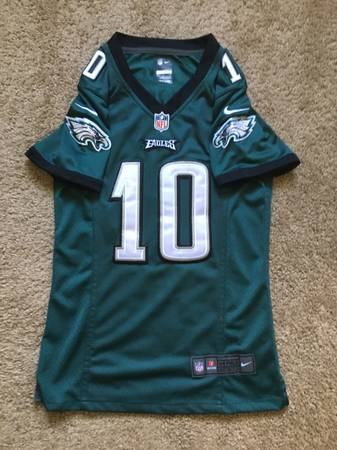 Photo Eagles Authentic DeSean Jackson Nike Womens jersey - S - Sewn  Name - $20 (Hatfield)