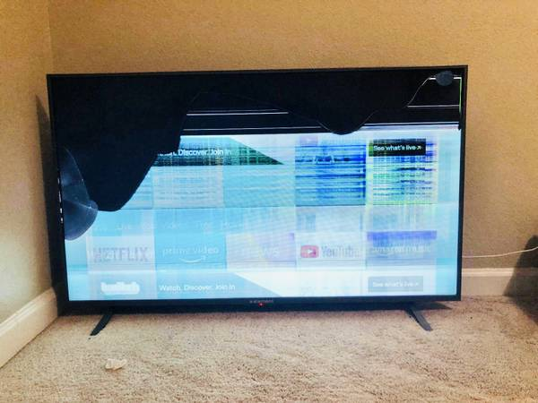 Photo Element 50quot 4K UHD Smart TV - Amazon Fire TV Edition - $50 (Chadds Ford)