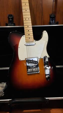 Photo Fender American Standard Telecaster MINT - $1,095 (HIGHTSTOWN)