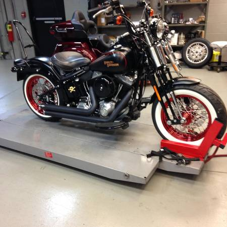 Photo Harley Davidson Crossbones FOR SALE - $14,900 (Horsham)