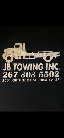 Photo JB TOWING INC  WE BUY JUNK CARS SAME DAY FREE REMOVAL 267-303-5502 - $2,673,035,502 (Philadelphia pa area)