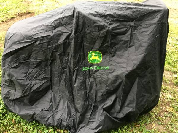 Photo John Deere Riding Lawn Tractor Mower Cover - $50 (Perkasie)