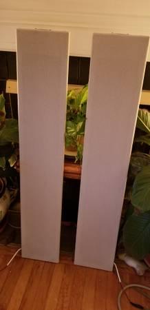 Photo Magnepan surround speakers MGSS1 - $225 (PADE BORDER)