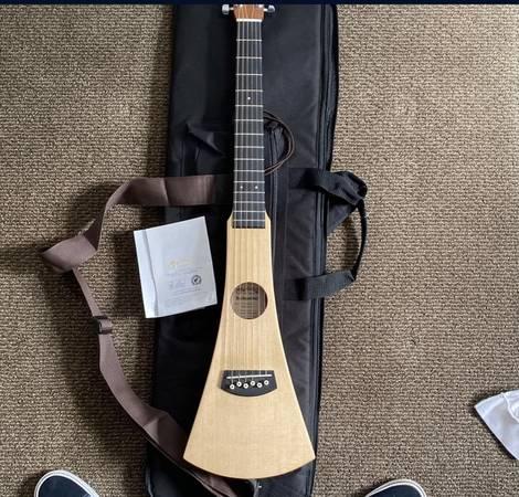 Photo Martin backpacker guitar - $165 (Oreland, Pa)