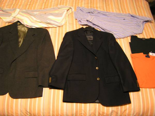 Photo Men39s Polo sport coats and shirts - $75 (Lower Bucks)