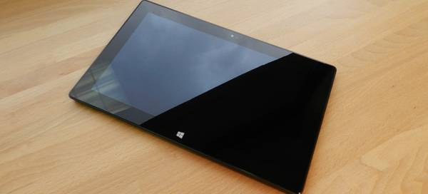 Photo Microsoft Surface Windows RT 32GB Tablet Computer  Keyboard - $150 (royersford)