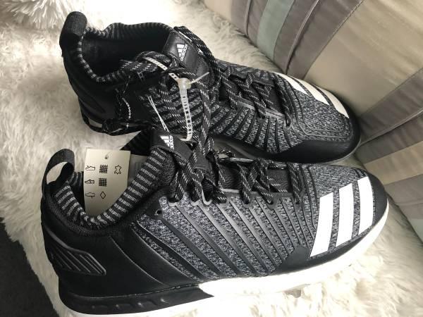 Photo New Adidas Men39s Metal Baseball Cleats Size 10.5 - $15 (NEW BRITAIN)
