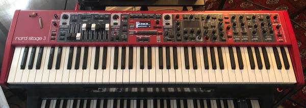 Photo Nord Stage 3 Compact - Looking to trade (Paoli)