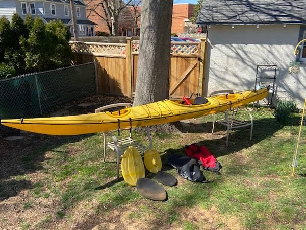 Photo Ocean kayak- used Current Design Storm - $650 (Havertown, PA)