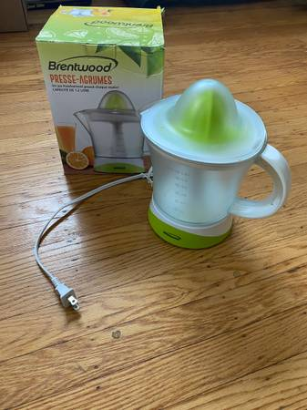 Photo PARTS Brentwood Juicer FREE to Good Home (Lansdowne, PA)