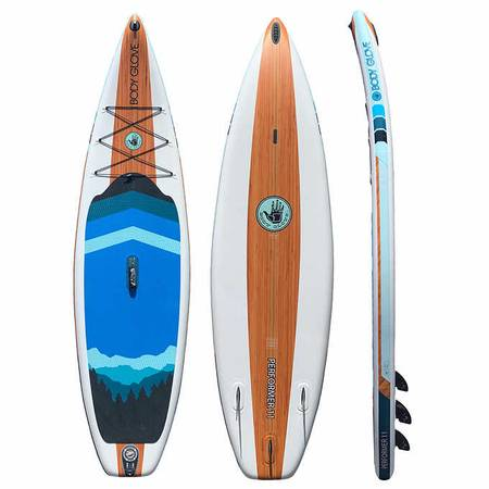 Photo PERFORMER 1139 2020 INFLATABLE STAND UP PADDLE BOARD (ISUP) WITH BAG, P - $675