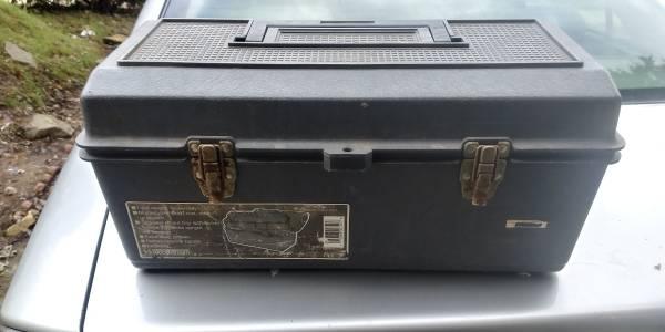 Photo Plastic Tool Box - $5 (delaware county)