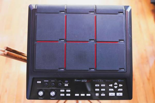 Photo Roland SPD-SX Drum Pad with FREE stand and case - $550 (Manayunk)