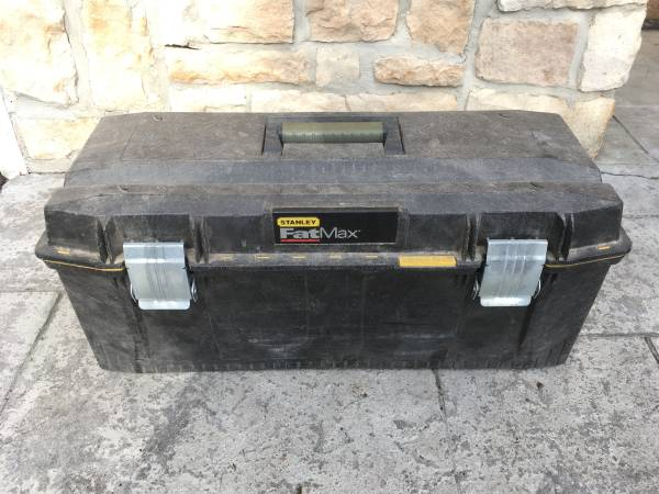 Photo Stanley 28quot Fat Max Tool box - $20 (Glenside)