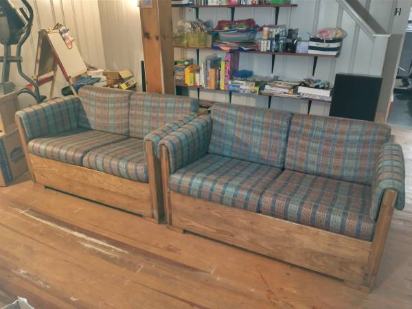 Photo This End Up Loveseat (price is for two) - $70