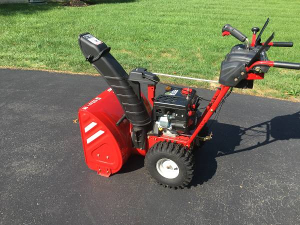 Photo Troy-Bilt Storm 2620 208cc 26-in Two-Stage Electric Start Gas Snow Blo - $300 (Jamison)