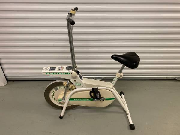 Photo Tunturi Ergometer W - Stationary Exercise Bike - Excellent Condition - $180 (North Wales, PA)
